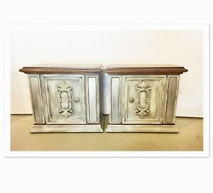 Solid End Tables/Night Stands/Side Tables