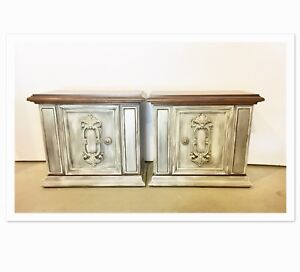 End Tables/Night Stands/Bedside Tables