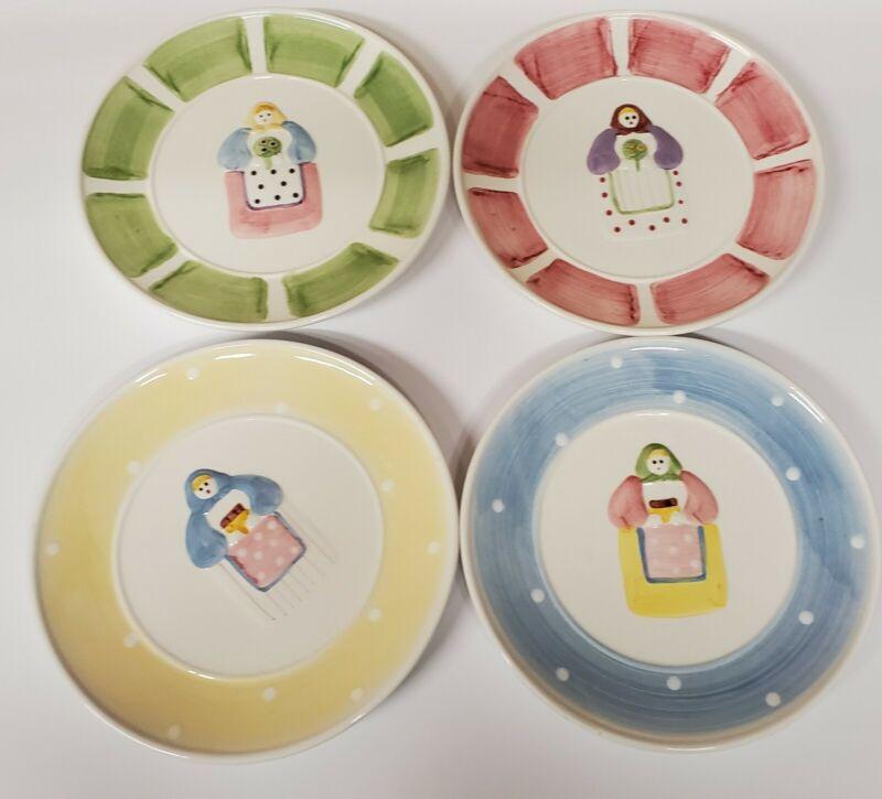 1993 CBK LTD Pat Wade Design Plates