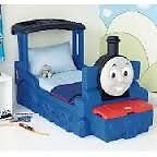 Little tykes Thomas the tank engine toddler bed