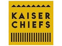 Kaiser Cheifs tickets x4 - Today!!