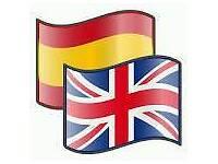 English and Spanish language exchange