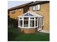 Dismantled Conservatory Octagonal about 9'