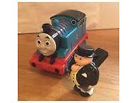 Thomas whistle and go train