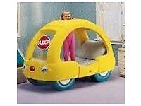Toddler Car Bed Little tikes Step 2