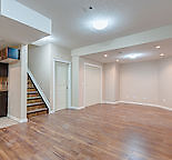 New 2 Bedroom Basement Available in Saddleridge From October 1
