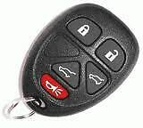 NEW 2007 GMC Yukon KEYLESS ENTRY REMOTE FOB TRANSMITTER CLICKER WIRELESS