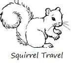 squirrel-travel