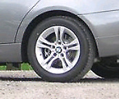 Bmw original rims and almost new tires