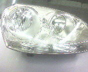 head light for vw gulf  -- right