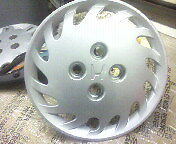 "wheel cover/hub cap 13"" and 14"" for civic"