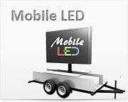 Mobile Trailer LED SIGN RENTAL -Businesses or special events. London Ontario image 2