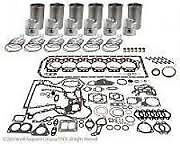 JOHN DEERE ENGINE OVERHAUL KITS AND PARTS