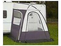 Sunn Camp Scenic Plus caravan porch awning.