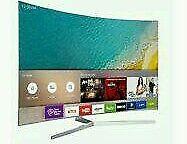 "Samsung 49"" Curved 4K UHD HDR smart wifi new model ue49ku6670"