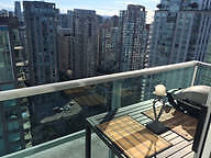 STYLE in Yaletown Short Term Fully Furnished 1Bd/1Br Condo