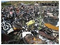 Wanted motorbikes /garage clearout /abandon projects