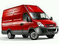 Man and van hire from £25