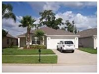 4 Bedroom Family Villa Orlando Florida for rent £500 pw. Swimming pool/Tennis court.