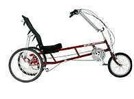 Recumbent Trike - top condition only $800