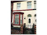 2 bedroomed fully furnished house in Garston L19 including Sky & white goods available now