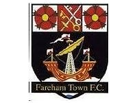 Players wanted for U9's team in Fareham