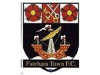 Regular Ref needed for Youth Football in Fareham