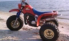 Looking for 1984 honda 250r parts anything at all