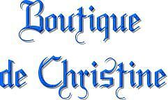 Boutique de Christine