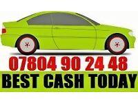 ☎️CASH TODAY CAR VAN WE PAY MORE BUY YOUR SELL MY SCRAP Y