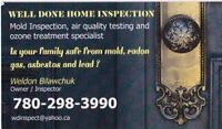 Mould , Water Intrusion & Water Damage Solutions