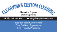 Clearvina's Cleaning Service