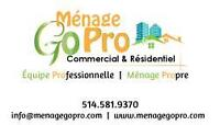 entretien menager - cleaning service