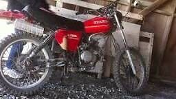 1980 Honda xl100s parts needed