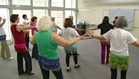Bellydance Gold - Ages 55+ - Daytime class - central location
