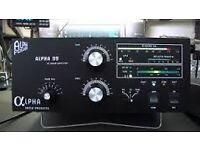 alpha 99 linear amplifier