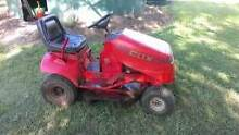COX STOCKMAN RIDE-ON MOWER Richmond Valley Preview