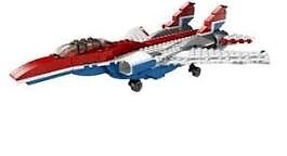 Lego Creator 3 models in 1 kit, FAST FLYERS, immaculate and complete