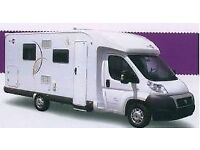 4 Berth Pilote Mooveo P673 Motorhome Registered Late 2007 REDUCED FROM £24000 TO £22000
