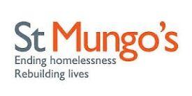 Help London's Homeless – St. Mungo's street Fundraiser - £9.75-£12.75/hr
