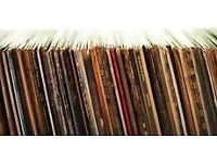 Vinyl Records wanted