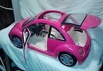 Looking to buy a Barbie car.