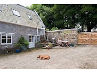 Large Furnished Two Bed Cottage Set Within 16 Acres Of Former Rectory - Quiet and Rural Setting