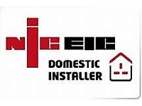 Burke Electrical Contractors, We specialise in all types of domestic and commercial installations.