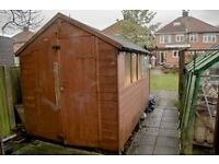 Garden Shed 6ft wide by 10ft long