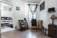 Plateau: Private Room in shared apartment Dec 14th to Dec 30