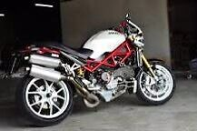 Looking for Ducati Monster Testastretta