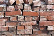 Looking for free bricks and foundation stones