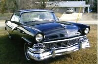 1956 Ford Fairlane 2Dr Hardtop