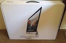 iMac 27 inch 2016 still in box unopened 3. 2ghz with fusion drive St James Victoria Park Area Preview